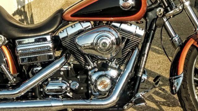 2008 Harley-Davidson 105th Anniv Dyna Lowrider Ltd. Edition