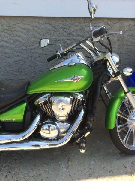 For Sale Kawasaki Vulcan 900