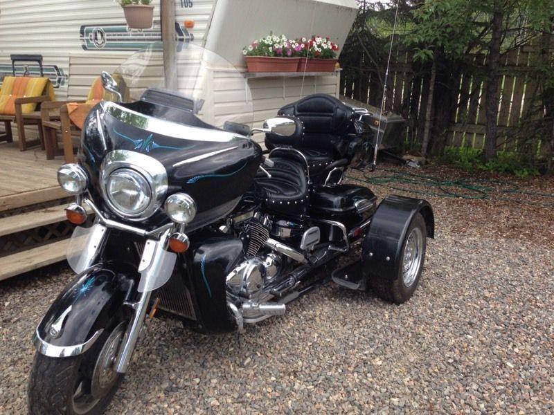 Yamaha Midnight Venture Motorcycle