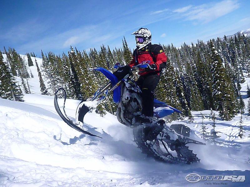Snowbike/dirt bike for sale