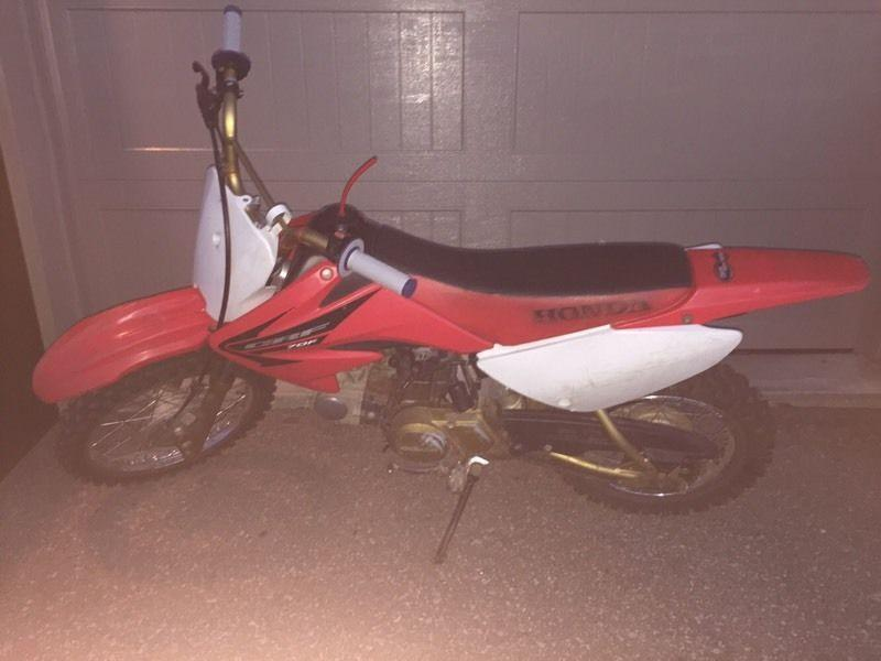 Wanted: Honda crf 70f for sale!!!!