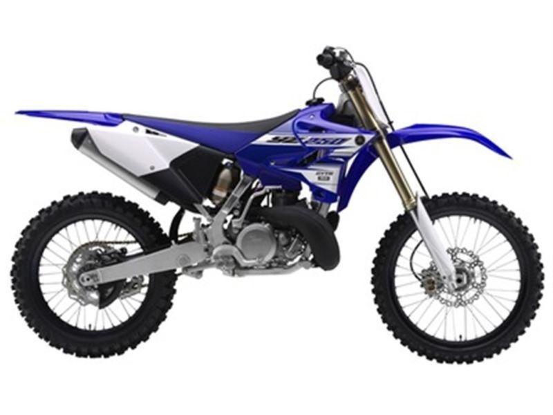 2016 Yamaha YZ250X 2-Stroke