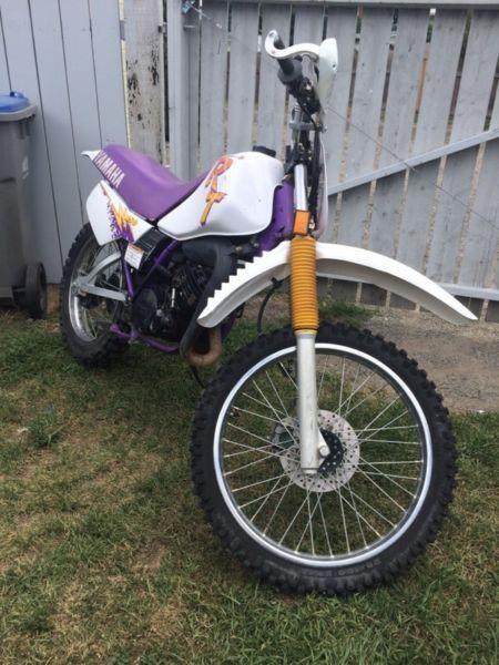 Yamaha RT 180