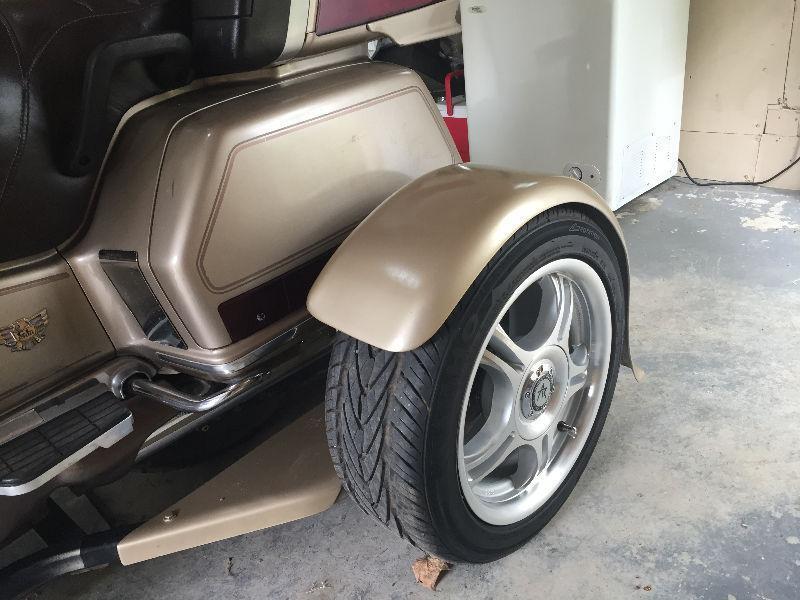 Honda Goldwing Trike à Vendre ou Échanger