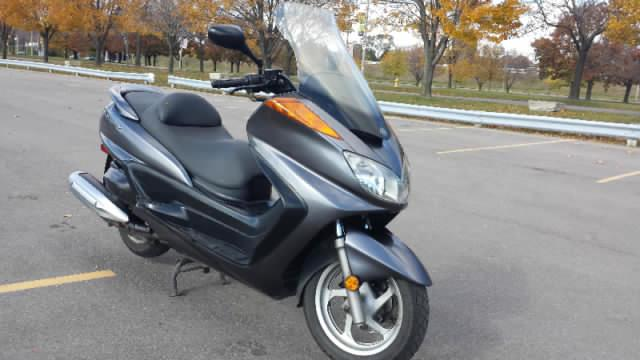 Inexpensive Motorcycle Rental (road tests, courses, short term)