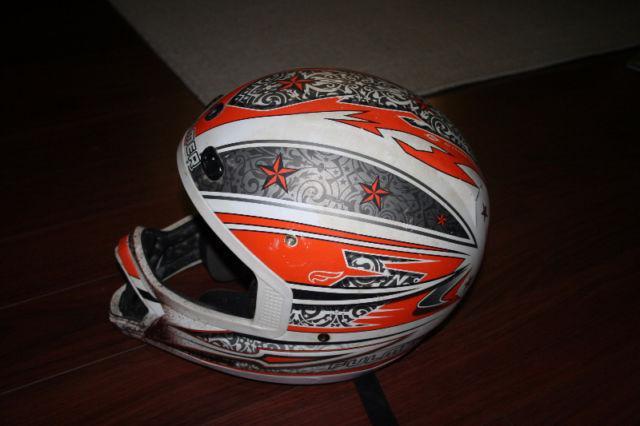 motorcycle / scooter helmet ( DOT), dirt bike hemlet