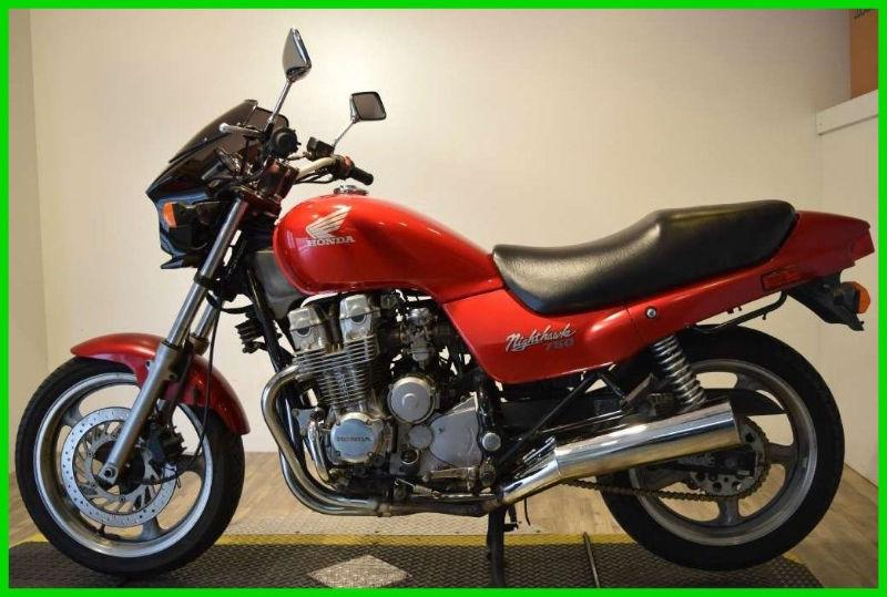 wanted 1991 HONDA nighthawk 750 or up to 2003