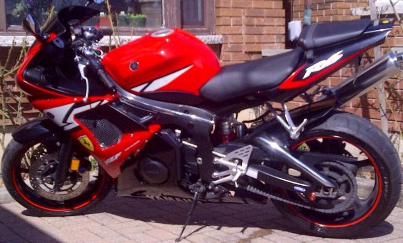2004 R6 for sale