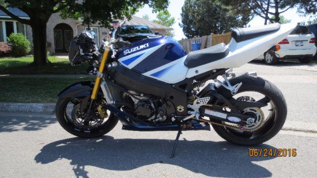 Suzuki GSXR 1000 Streetfighter + LOTS OF EXTRA PARTS PRICE DROP!