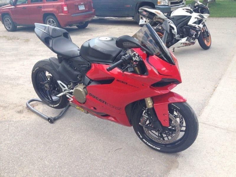 Wanted: Ducati panigale 1199