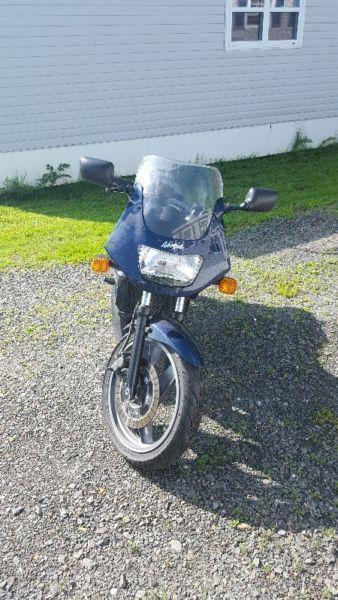2004 Ninja 500R