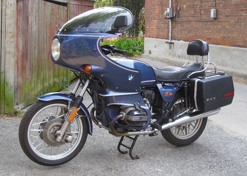 Krauser Rack Brick7 Motorcycle