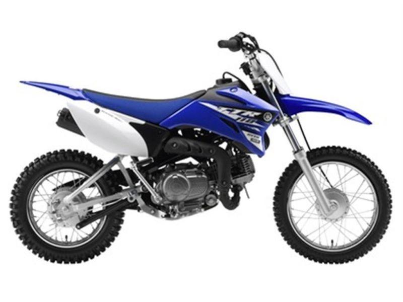 2015 Yamaha TT-R110E