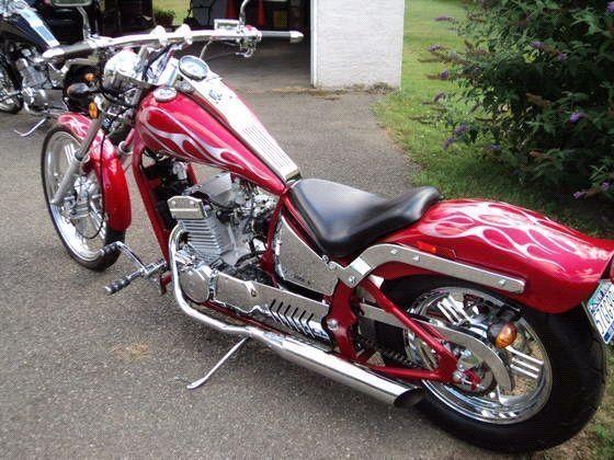 Johnny Pag - Brick7 Motorcycle