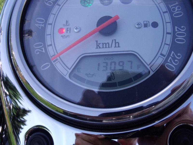 FOR SALE 2008 Kawasaki Vulcan 1600 Nomad