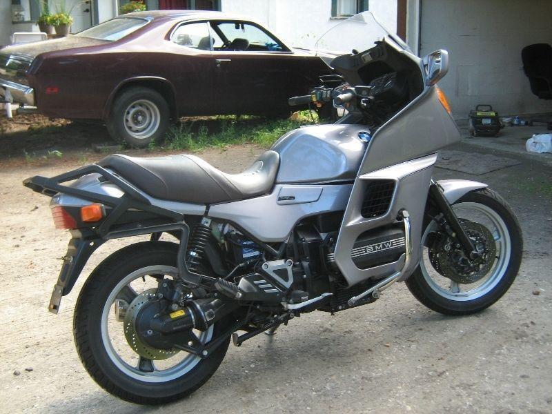 Beautiful BMW K1100-LT for Sale