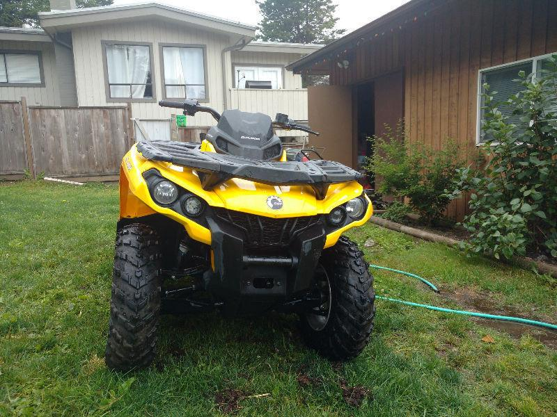 2013 Can-Am Outlander DPS for sale