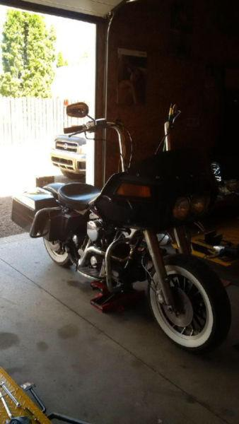 1980 Harley Davidson FLT