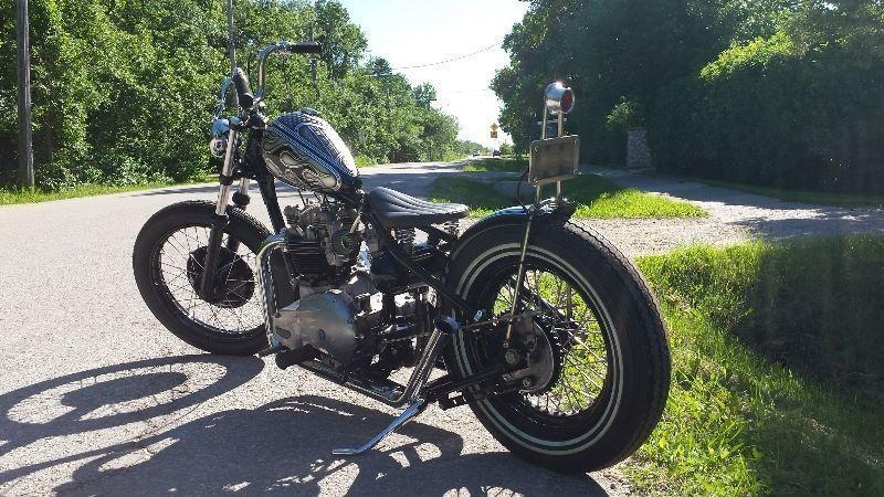 1965 Triumph Bonneville Custom