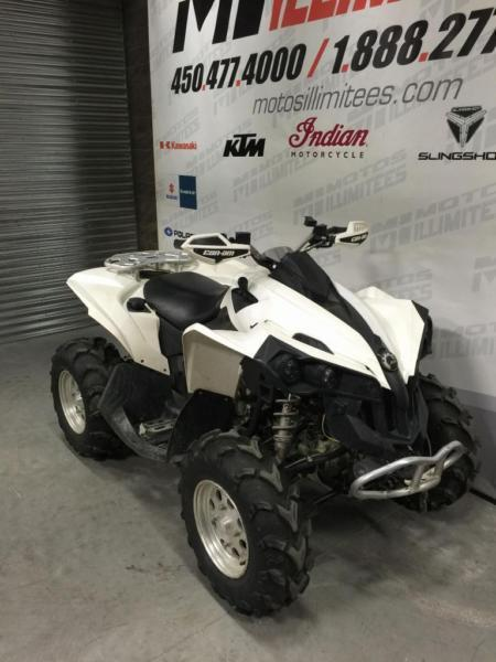 2011 Can-Am Renegade 800