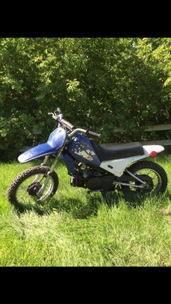 Yamaha Dirt Bike For Sale