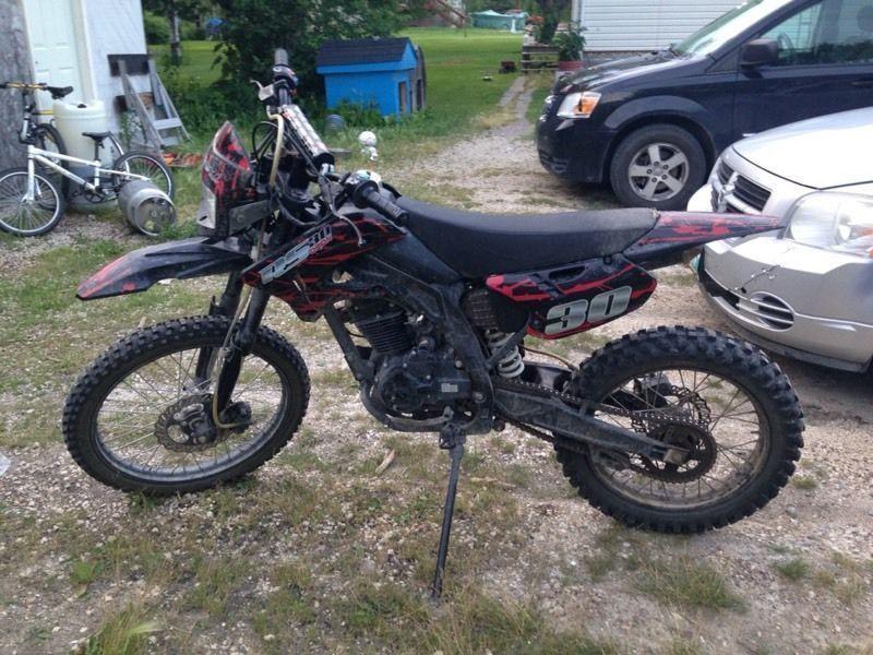 2012 250cc Orion