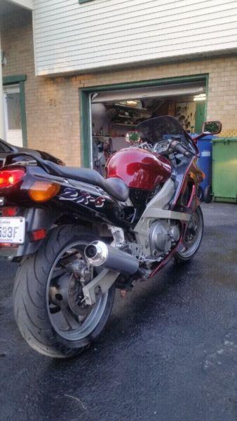 1996 Kawasaki Ninja ZX -6