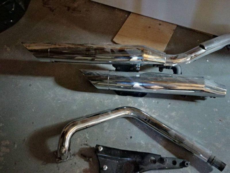 VTX Original Pipes