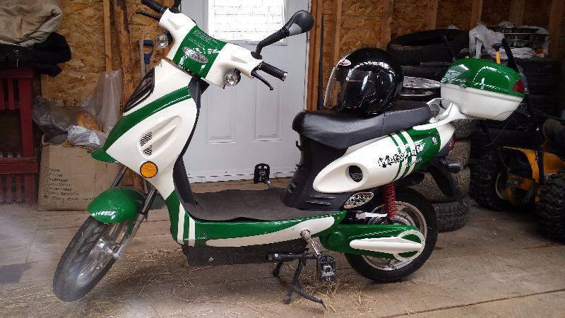 Electric Scooter/moped