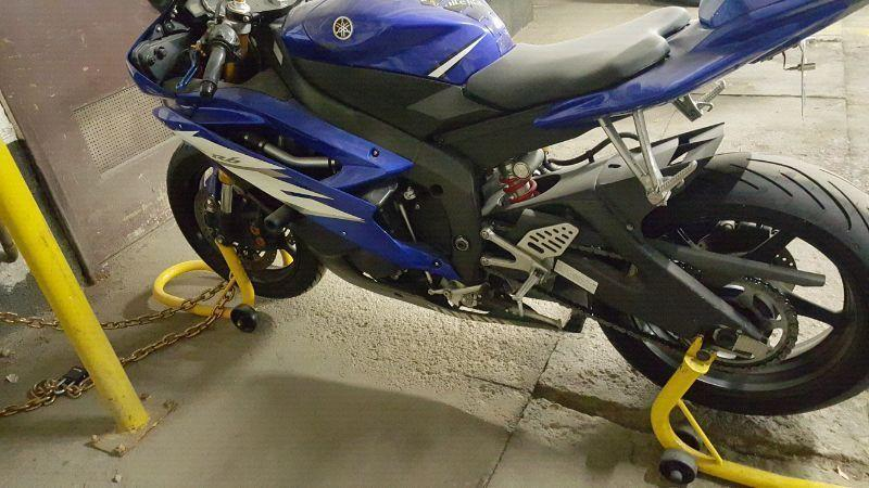2006 YAMAHA YZF-R6 FOR SALE - Perfect Condition
