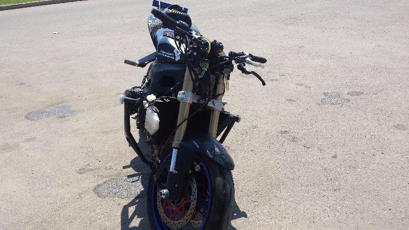2007 Suzuki GSX-R 600 Streetfighter Stunt Bike