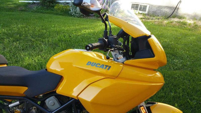 Ducati 620 Multistada