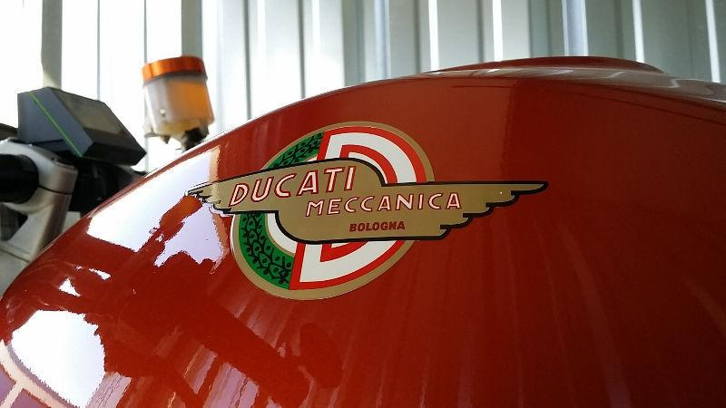 Ducati S2R1000