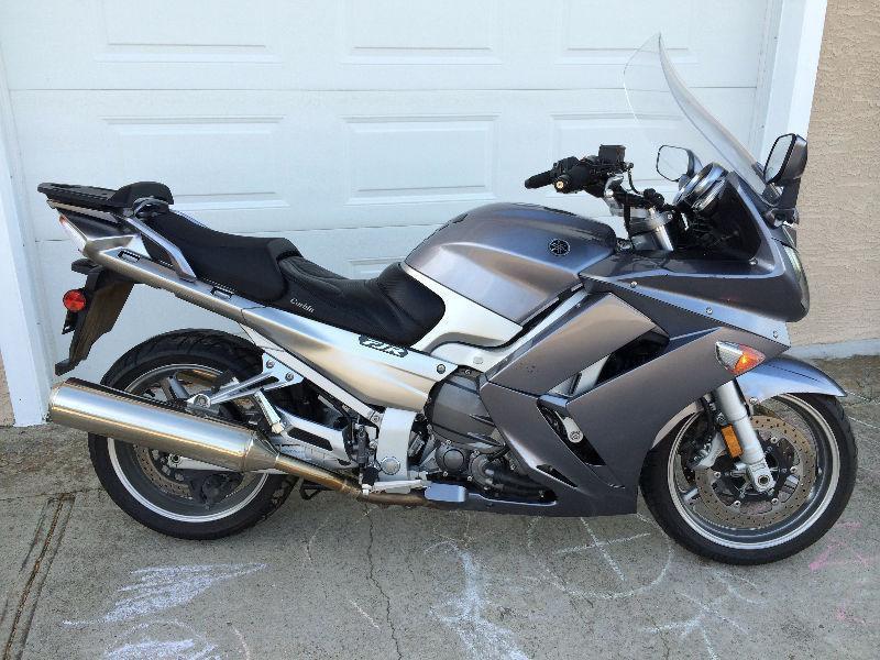 2007 FJR 1300 AE ABS