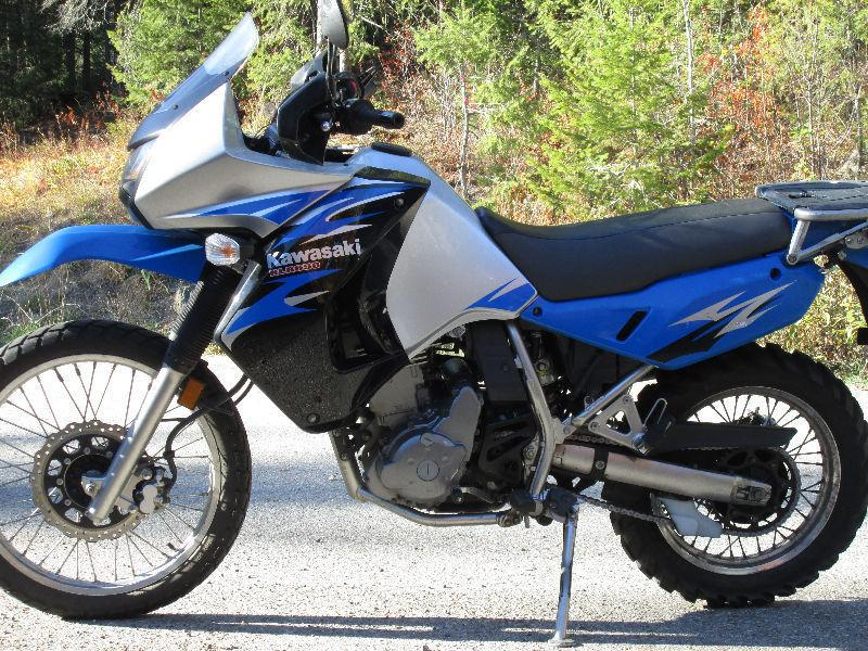 2008 KLR 650 For Sale