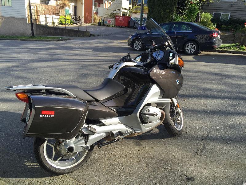 Bmw-r1200rt Comfort Seat - Brick7 Motorcycle