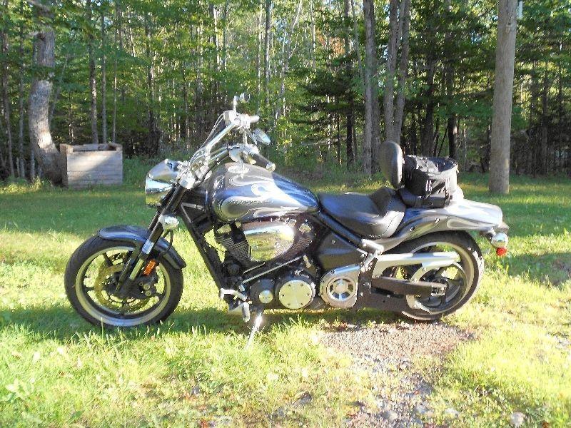Yamaha Warrior Motorcycle For Sale Alberta