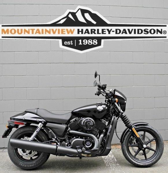 2015 Harley-Davidson XG500 - Street 500