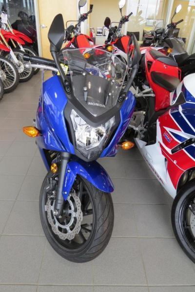 2014 NEW Honda CBR650FA