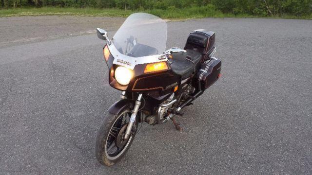 1981 Honda Silverwing GL500