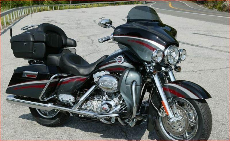 2006 Harley Davidson Screaming Eagle Ultra CVO