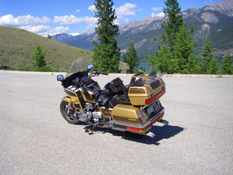 Goldwing LTD Edition