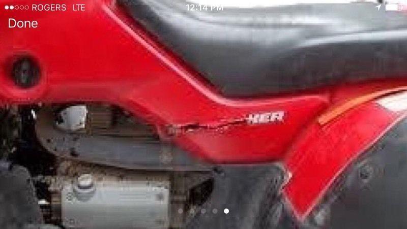 ATV Snowmobiles Dirt Bike Plastic & Fibreglass Repairs
