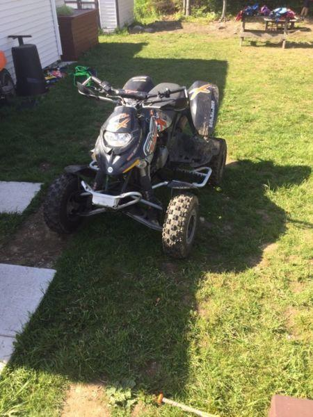 2005 can am DS 650 X