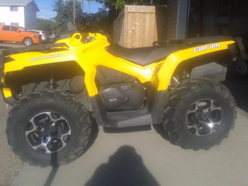 2014 Can-Am 650