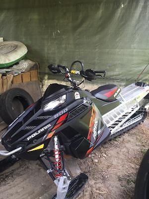 2015 pro Rmk 800 163