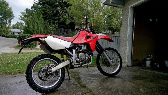 2003 XR650R STREET LEGAL