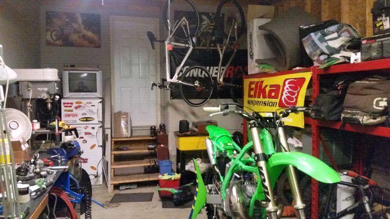 Journeyman motorcycle mechanic!