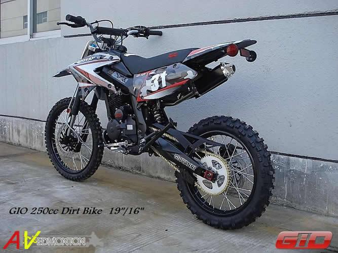 NEW X-31 GIO 250cc 4-stroke Dirt Bike in  on SALE!!!!