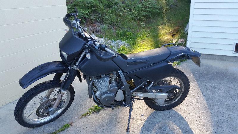2004 DR650 se